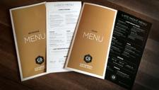 Cathedral Social Hall Menus
