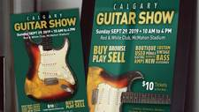 Calgary & Edmonton Guitar Shows